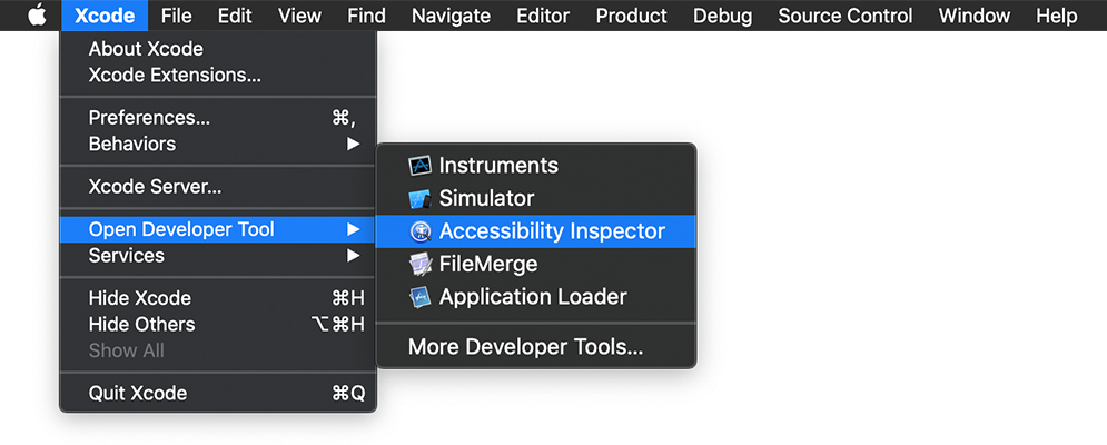 Accessibility Inspector: Optimize your app for accessibility
